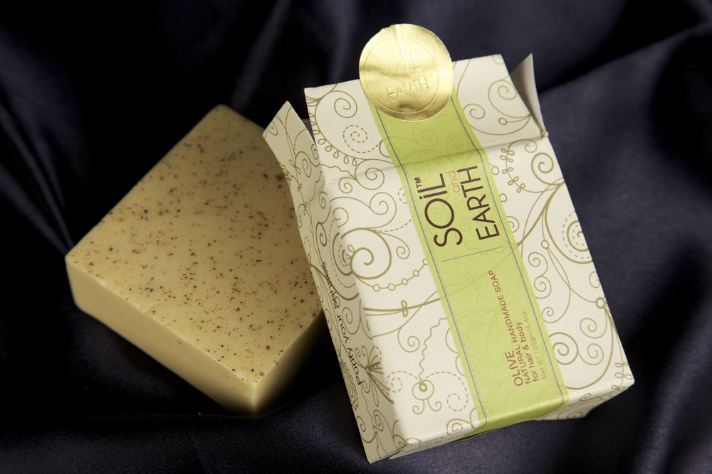 Natural Luxury Soaps – Best natural soaps India - Soil